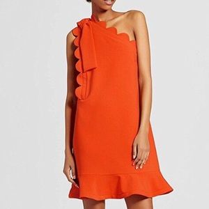 Victoria Beckham for Target - Orange Dress